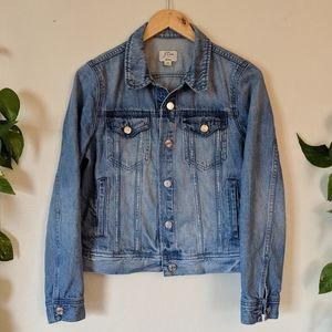 J. Crew | Classic Denim Jacket